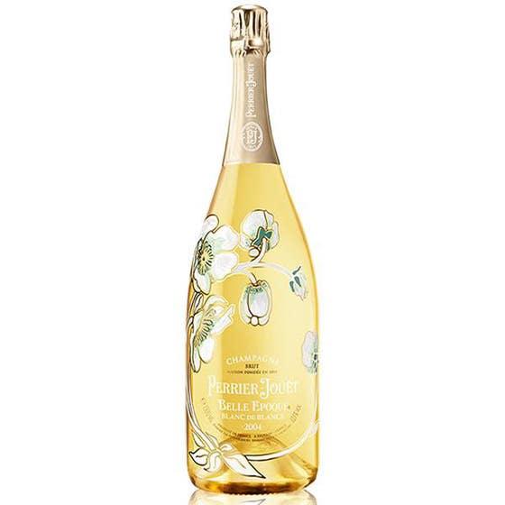 Laguna Cellar featuring Champagne Perrier-Jouët Belle Blanc de Blancs 2004