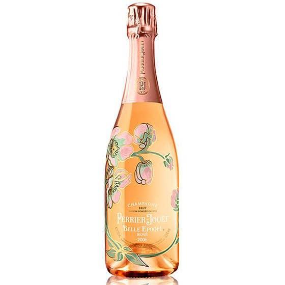 Laguna Cellar featuring Champagne Perrier-Jouët Belle Epoque Rosé 2006