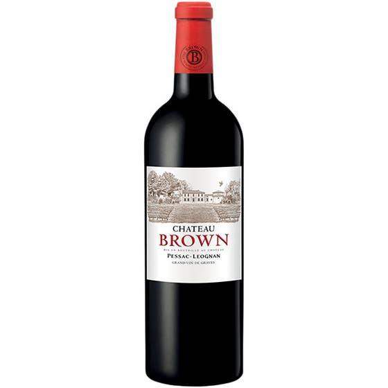 Laguna Cellar featuring Château Brown 2015
