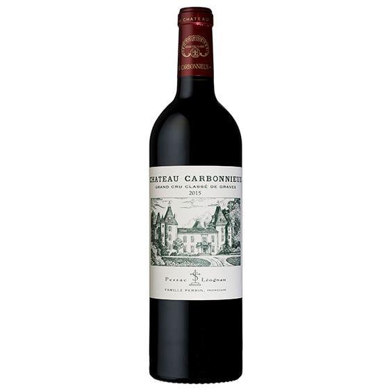 Laguna Cellar featuring Château Carbonnieux Rouge 2015