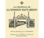 Laguna Cellar featuring La Chapelle de La Mission Haut-Brion 2018