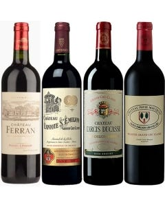 Laguna Cellar Wine of the Month Bordeaux Selction