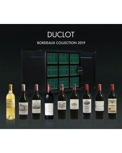 Laguna Cellar featuring Duclot Bordeaux Prestige Collection 2019 (Futures)