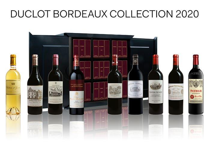 Laguna Cellar featuring Duclot Bordeaux Prestige Collection 2020