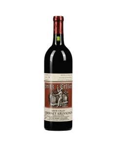 Laguna Cellar featuring Heitz Cellar Martha's Vineyard Cabernet Sauvignon 2010