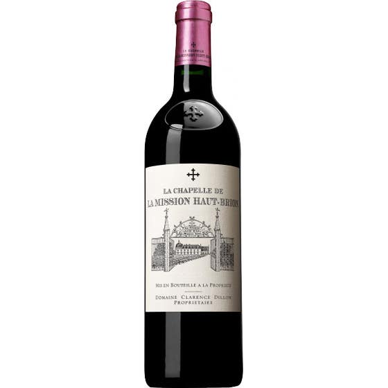 Laguna Cellar featuring La Chapelle de La Mission Haut-Brion 2019 (Futures)