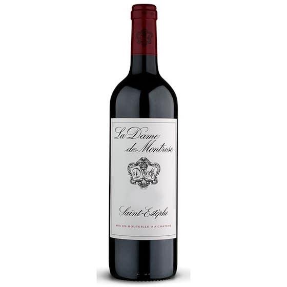 Laguna Cellar featuring La Dame de Montrose 2015