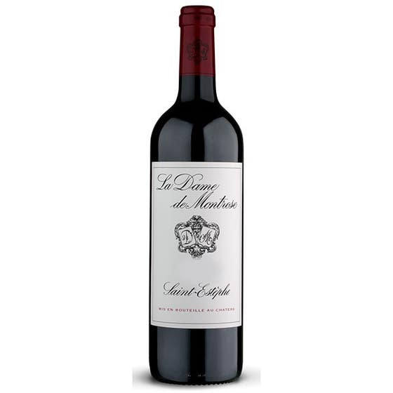 Laguna Cellar featuring La Dame de Montrose 2016