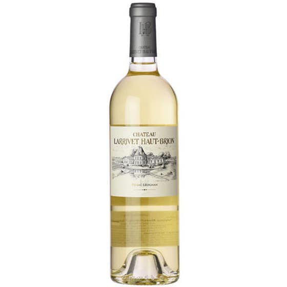 Laguna Cellar featuring Château Larrivet Haut-Brion Blanc 2018 (Pre-Arrival)