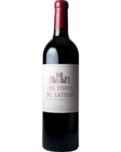 Laguna Cellar featuring Les Forts de Latour 1986