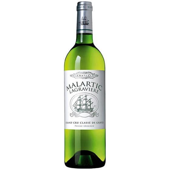 Laguna Cellar featuring Château Malartic-Lagraviere Blanc 2015