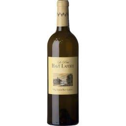 Laguna Cellar featuring Le Petit Haut Lafitte Blanc 2018