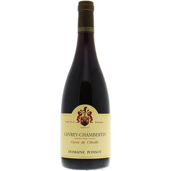 Laguna Cellar featuring Ponsot Gevrey-Chambertin Cuvée de l'Abeille 2009