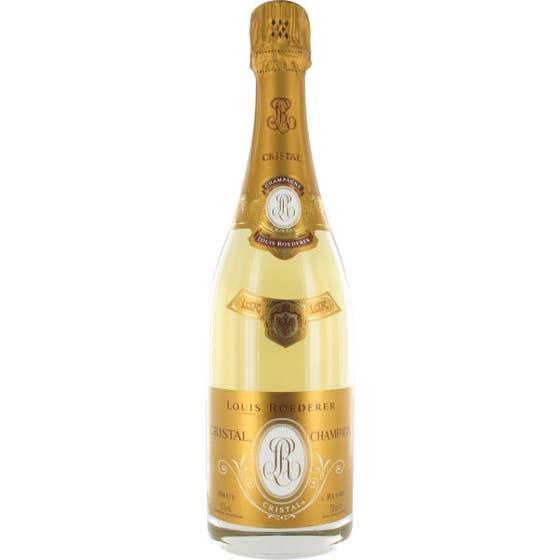 Laguna Cellar featuring Louis Roederer Cristal Champagne 2008