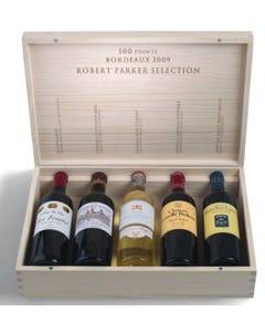 Laguna Cellar featuring Robert Parker Jr 2009 Vintage 100-point Selection Mixed Case