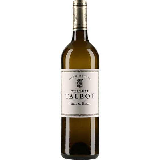 Laguna Cellar featuring Château Talbot Caillou Blanc 2020