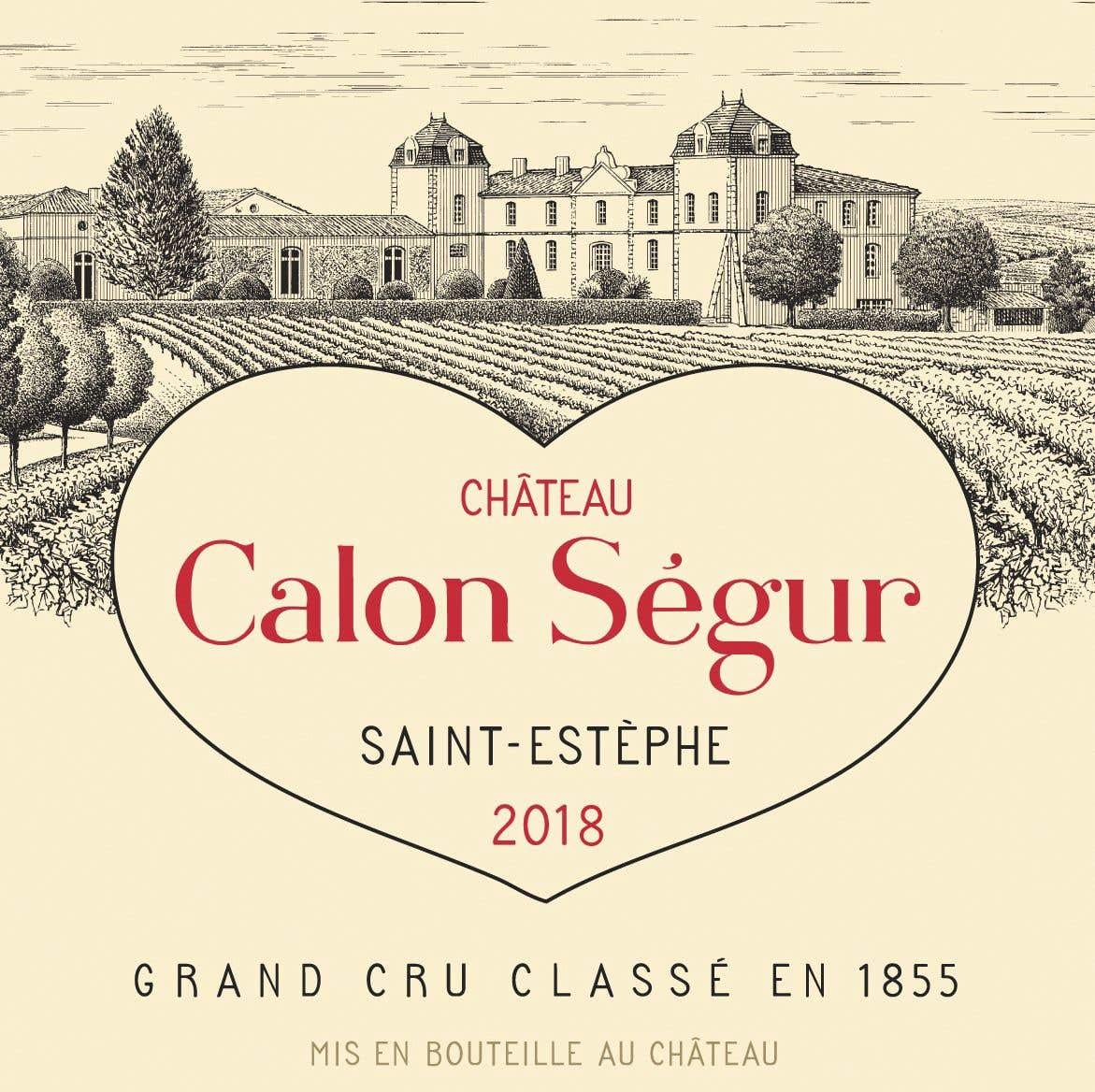 Château Calon Ségur - A Gift for Wine Lovers
