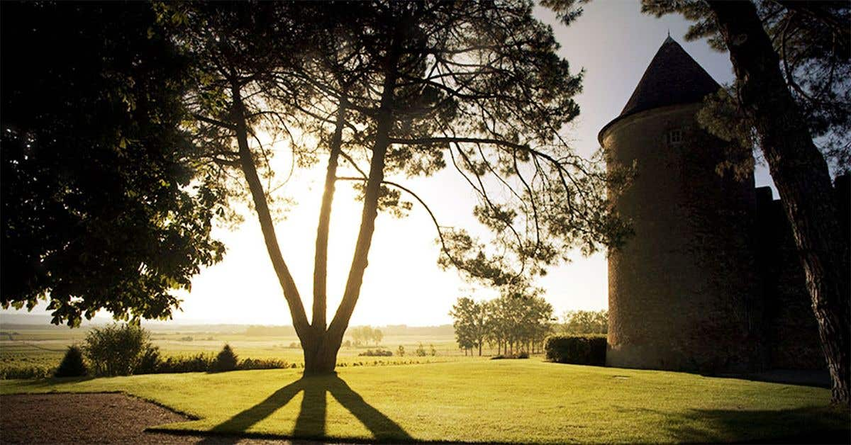 The iconic Château d'Yquem